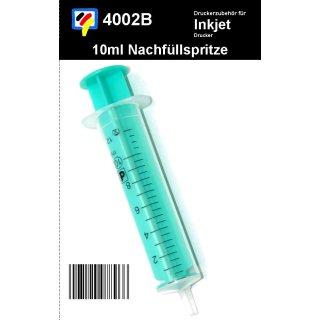 10ml Nachfüllspritzen - Nachfüllspritze mit Lueranschluß für alle gängigen Refilladapter oder Nachfüllnadeln