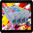 XP415 - Sublimationsstarterpaket für Epson...