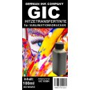 Black GIC - Hitzetransfertinte | Sublimationstinte in...