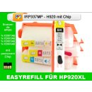 IRP337MP - H920 Easyrefillpatronen 4er Set mit Chip