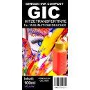 Yellow GIC - Hitzetransfertinte | Sublimationstinte in...