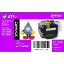 LC-3213BK TiDis Druckerpatrone mit schwarzer Tinte...