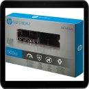 HP SSD S700 FESTPLATTE INTERN 500GB 2LU80AA#ABB M.2 L:...