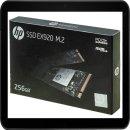 HP SSD EX920 FESTPLATTE INTERN 256GB 2YY45AA#ABB M.2...