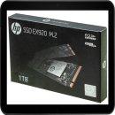 HP SSD EX920 FESTPLATTE INTERN 1TB 2YY47AA#ABB M.2...
