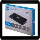 HP SSD M700 FESTPLATTE INTERN 120GB 3DV72AA#ABB SATA L:...