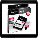 INTENSO 2.5 SSD FESTPLATTE INTERN 120GB 3813430 SATA III...