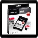 INTENSO 2.5 SSD FESTPLATTE INTERN 240GB 3813440 SATA III...