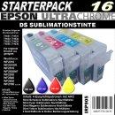 IRP905 für T1631 - T1634 Starterpack mit 4 Patronen...
