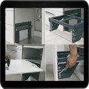 Einbau - Abfallsammler SortoMaxx 3D mit Dreifachtrennung...