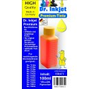 ER61Y - yellow - Dr.Inkjet Pigmentierte Premium...