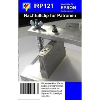 IRP121 Nachfüllclip für Epson Single Ink Patronen