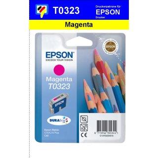 T032340 -magenta- Epson Original Druckerpatrone mit 16ml Inhalt -C13T03234010-