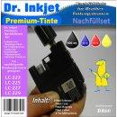 BR60 - Dr. Inkjet Komplettset 250ml Premium...