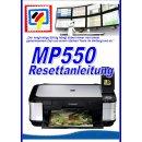 AN0107 - Resettanleitung für Canon Drucker MP550