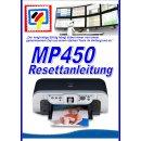 AN0109 - Resettanleitung für Canon Drucker MP450