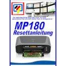 AN0110 - Resettanleitung für Canon Drucker MP180