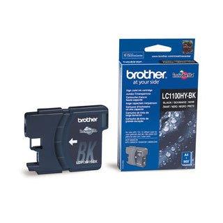 LC-1100HYBK Brother Original Druckerpatrone black mit 900 Seiten Druckleistung nach ISO/24711 für Brother DCP6690CW, MFC5890CN, MFC6490CW, MFC6890CDW