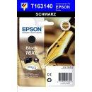 T16314010-schwarz-EPSON Original Drucktinte mit 12,9ml...