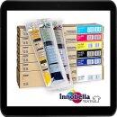 GCX-4C50 Brother Innobella CYAN Textile Sublimationstinte...