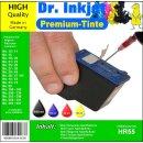 HR55 - Dr. Inkjet Nachfüllset für Hewlett...