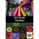 ICC Profil für Textilien erstellen lassen - für...