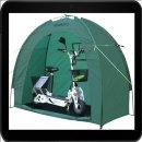 Rolektro-Z. das eScooter Zelt für unterwegs -...