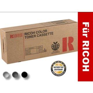 Ricoh 430475 Type 1275 Toner schwarz mit 3 500 Seiten Druckleistung nach  Iso für Ricoh Aficio FX16, Fax1130, 2210 u v m