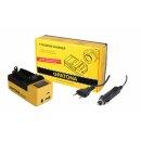 PATONA Synchron USB Ladegerät f. 18650 Zelle...