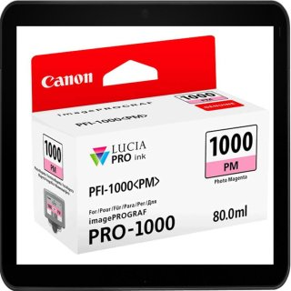 PFI1000PM - Photo Magenta - Canon Druckerpatrone mit 80ml...