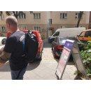 eScooter Rucksack für alle gängigen eScooter...