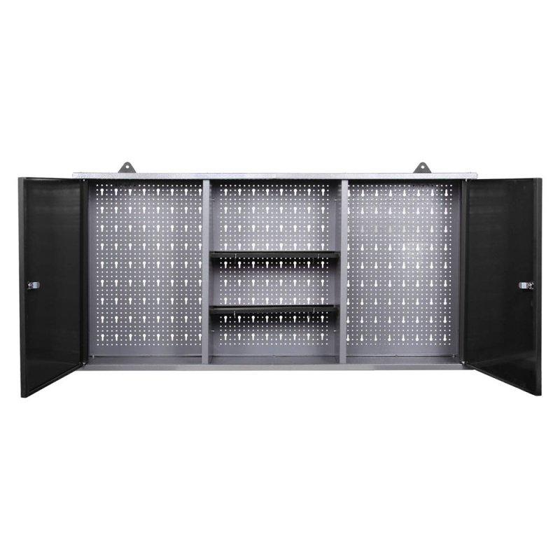 Werkbank-Set grau 240,0 x 60,0 cm für unser ...
