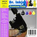 BR90 - Dr. Inkjet Komplettset 250ml Premium...