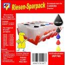 IRP765 - CISS / Easyrefillpatronen Starterpaket mit 300ml...