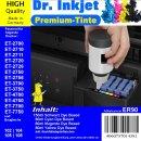 ER90 Dr. Inkjet Komplettset mit 390ml Druckertinte...