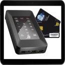 DIGITTRADE HS256S 250 GB externe Festplatte