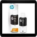 HP32xl 135ml schwarze Original HP Nachfülltinte mit...