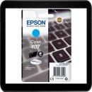 407 Cyan Epson Druckerpatrone mit 20,3 ml Inhalt für...