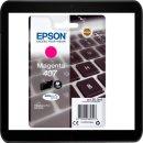 407 Magenta Epson Druckerpatrone mit 20,3 ml Inhalt...