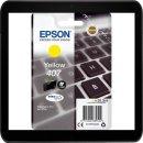 407 Yellow Epson Druckerpatrone mit 20,3 ml Inhalt...