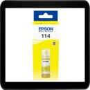 114 Yellow 70ml Epson Druckertinte - C13T07B440