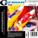 GIC - Hitzetransfertinte | 400ml Sublimationstinte...
