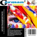 GIC - Hitzetransfertinte | 600ml Sublimationstinte...
