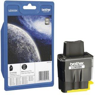 LC-900BK - schwarz - Original Brother Druckerpatrone für ca. 500 Seiten Druckleistung