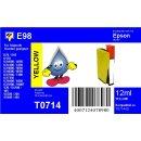 E98 - TiDis Ersatzpatrone - yellow - mit 12ml Inhalt...