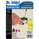 LR55 - Dr. Inkjet Nachfülltinte für Lexmark...