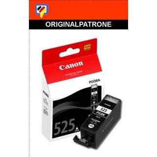 PGI525BK - schwarz - Canon Original Druckerpatrone mit 19ml Inhalt -4529b001-