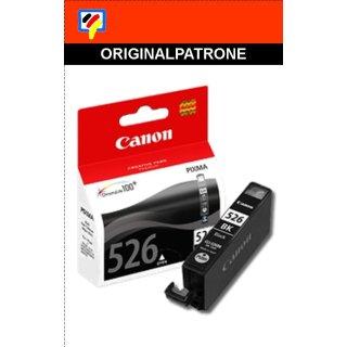 CLI526BK - Fotoschwarz - Canon Original Druckerpatrone mit 9ml Inhalt -4540B001-