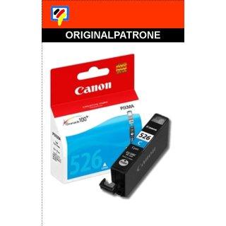 CLI526C - cyan - Canon Original Druckerpatrone mit 9ml Inhalt -4541b001-