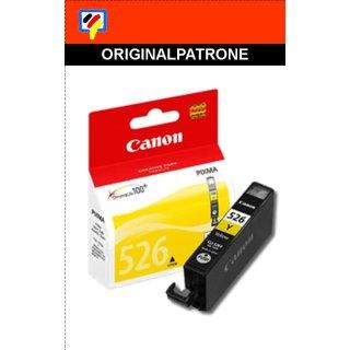CLI526Y - yellow - Canon Original Druckerpatrone mit 9ml Inhalt -4542b001-
